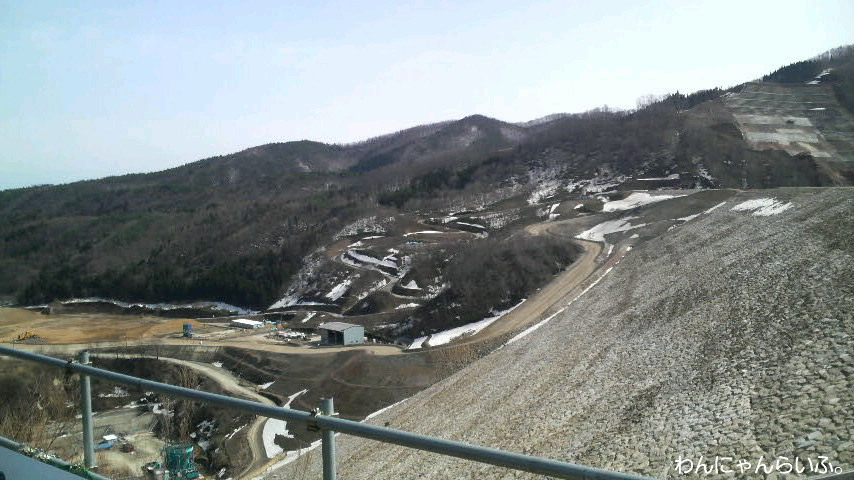 奥州・胆沢ダム