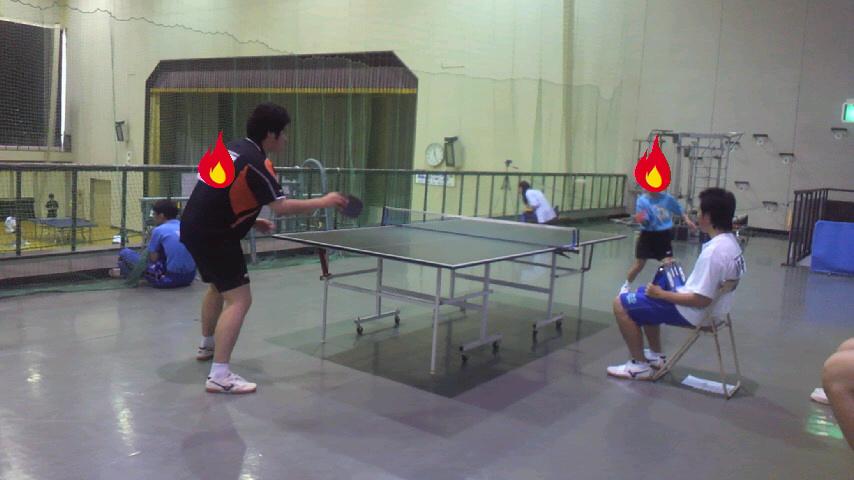 卓球大会4